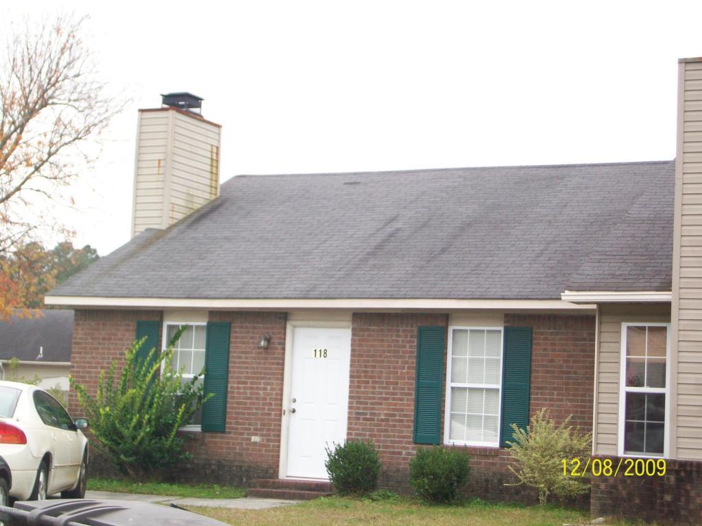 118 Live Oak Court, Midway Park, NC 28544 (MLS #100024346) :: Century 21 Sweyer & Associates