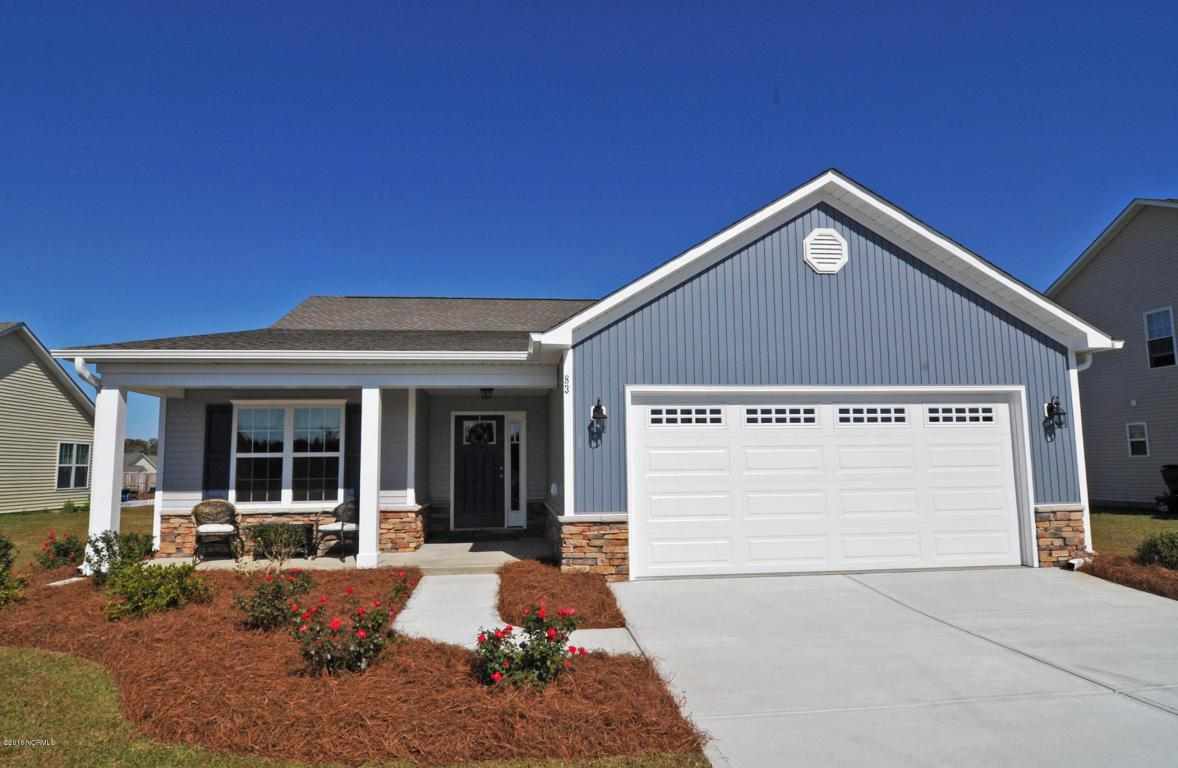 414 Trott Street, Oak Island, NC 28465 (MLS #100024384) :: Century 21 Sweyer & Associates
