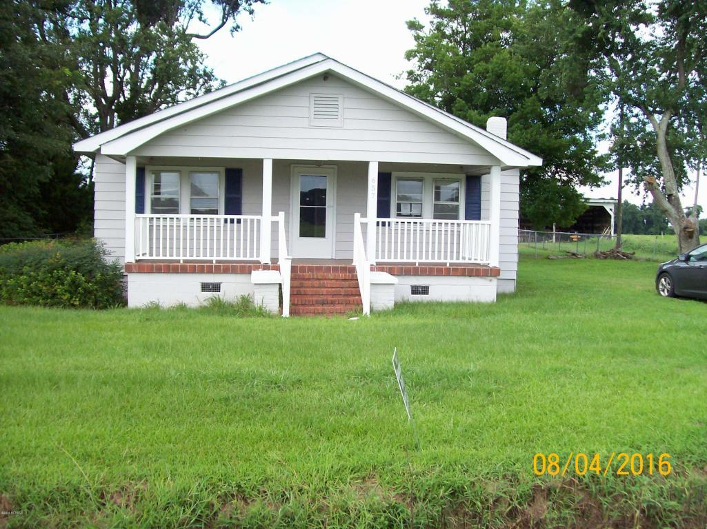 657 Quinn Store Road, Beulaville, NC 28518 (MLS #100024526) :: Century 21 Sweyer & Associates