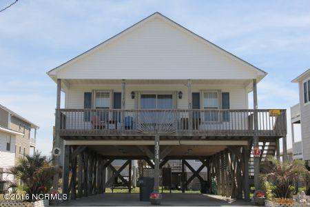 1314 N New River, Surf City, NC 28445 (MLS #100024538) :: Century 21 Sweyer & Associates