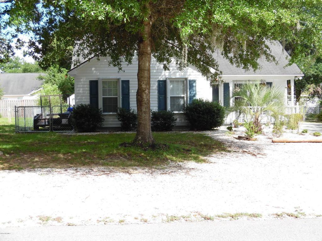 112 NE 5th Street, Oak Island, NC 28465 (MLS #100024575) :: Century 21 Sweyer & Associates
