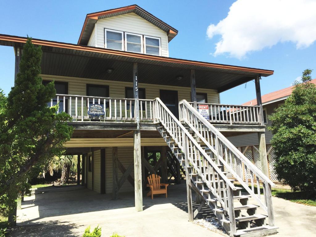 115 Shell Drive, Holden Beach, NC 28462 (MLS #100024631) :: Century 21 Sweyer & Associates