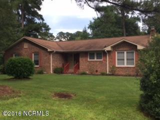1016 Pine Valley Road, Jacksonville, NC 28546 (MLS #100024680) :: Century 21 Sweyer & Associates