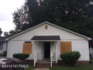 412 Singletary Street SE, Wilson, NC 27893 (MLS #100024739) :: Century 21 Sweyer & Associates