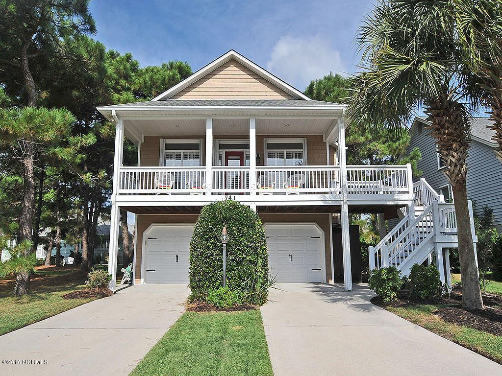 741 Sailor Court, Kure Beach, NC 28449 (MLS #100024806) :: Century 21 Sweyer & Associates