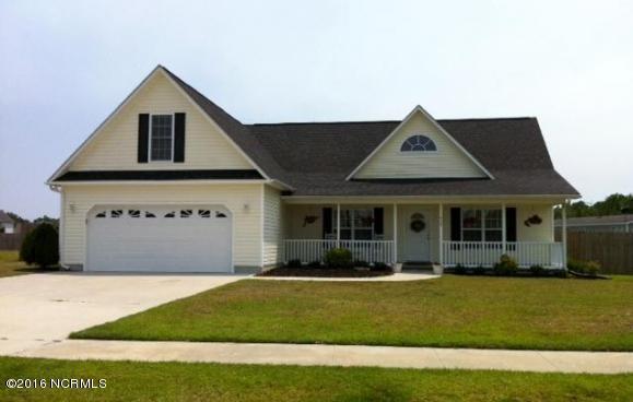 429 Marsha's Way, Havelock, NC 28532 (MLS #100024874) :: Century 21 Sweyer & Associates