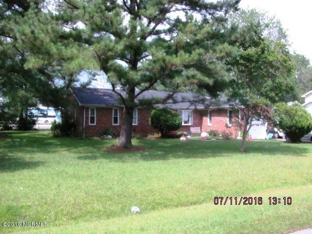 101 Glen Drive, Havelock, NC 28532 (MLS #100024935) :: Century 21 Sweyer & Associates