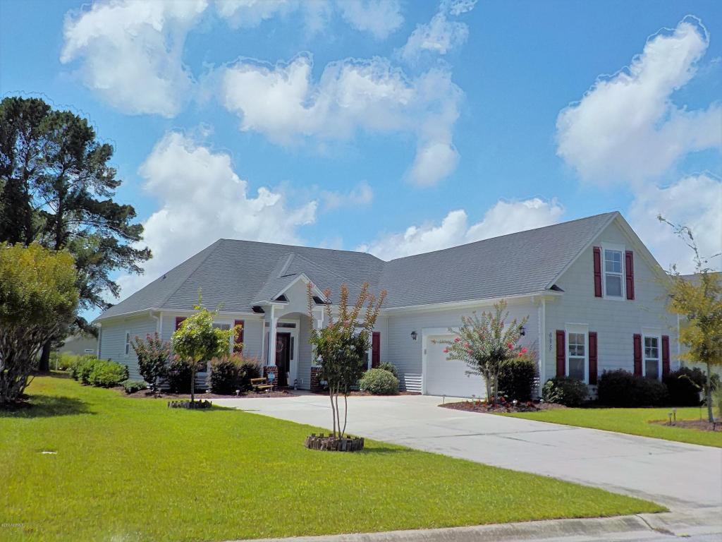 695 Meadowbrook Lane NW, Calabash, NC 28467 (MLS #100024964) :: Century 21 Sweyer & Associates