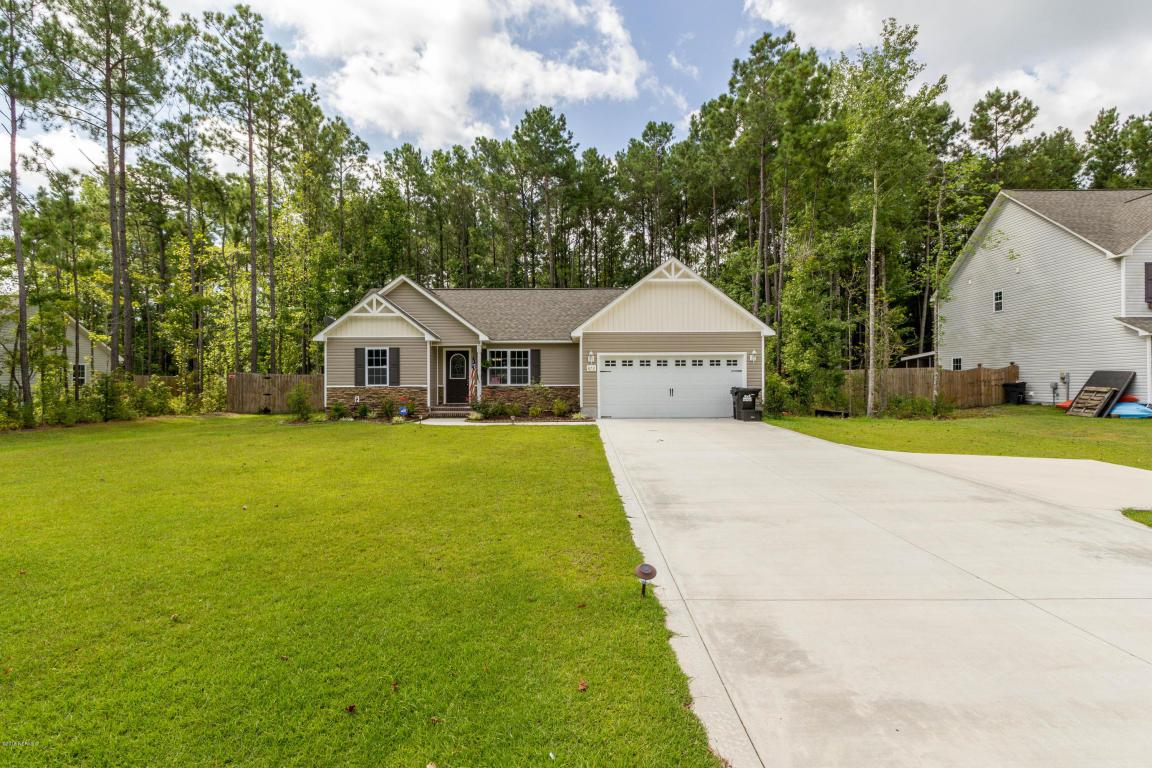 872 Old Folkstone Road, Sneads Ferry, NC 28460 (MLS #100024968) :: Century 21 Sweyer & Associates