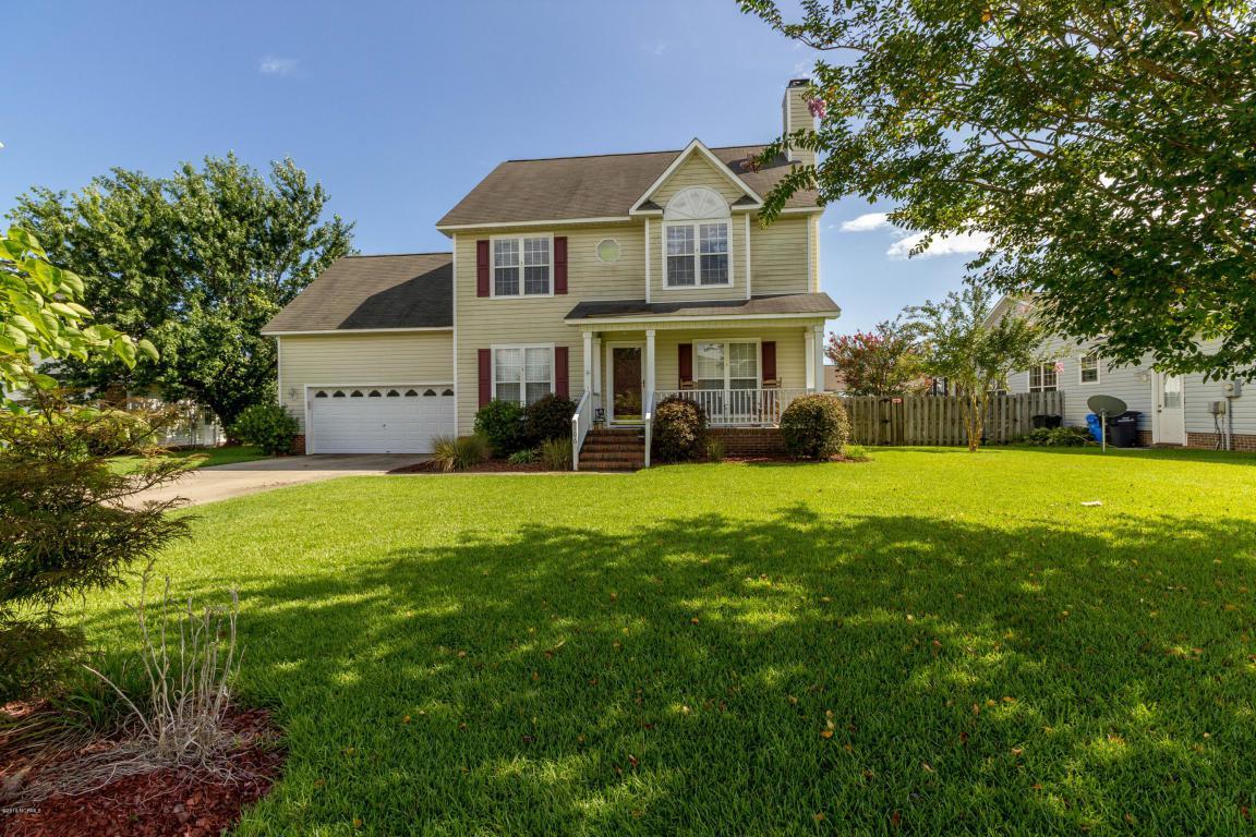 106 Fairfax Court, Jacksonville, NC 28540 (MLS #100025254) :: Century 21 Sweyer & Associates