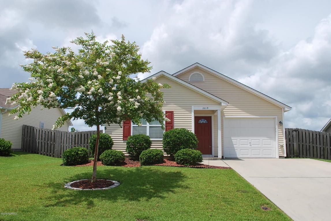 2019 Southern Pine Drive, Leland, NC 28451 (MLS #100025337) :: Century 21 Sweyer & Associates
