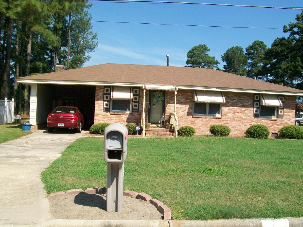 2213 Imperial Avenue E, Wilson, NC 27893 (MLS #100025709) :: Century 21 Sweyer & Associates