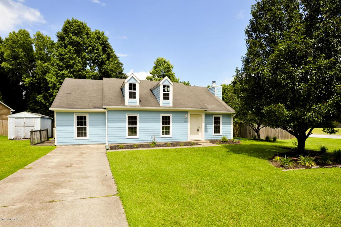 530 Shadowridge Road, Jacksonville, NC 28546 (MLS #100025758) :: Century 21 Sweyer & Associates