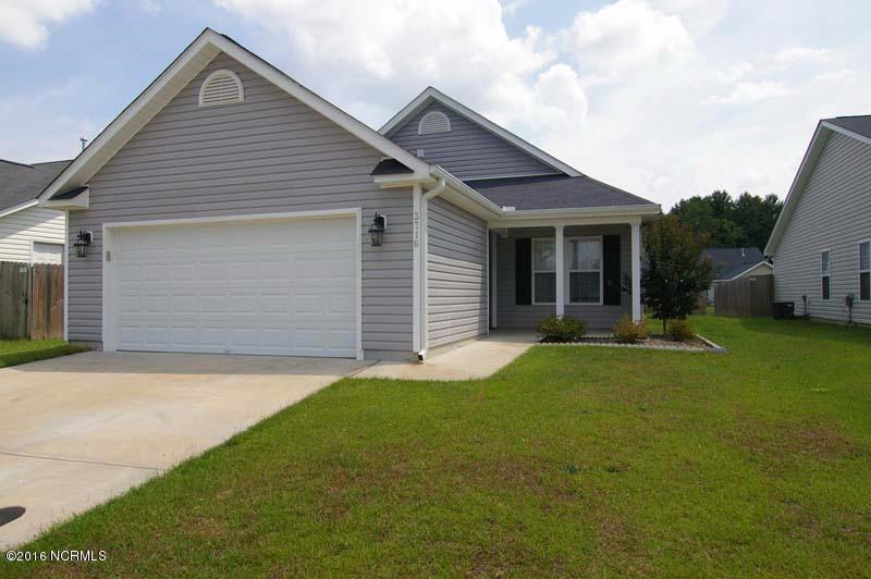 3716 Lena Lane, Greenville, NC 27834 (MLS #100025882) :: Century 21 Sweyer & Associates