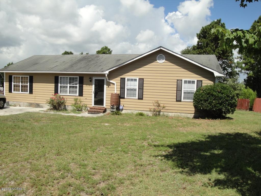 604 Calabash Drive, Hubert, NC 28539 (MLS #100025934) :: Century 21 Sweyer & Associates