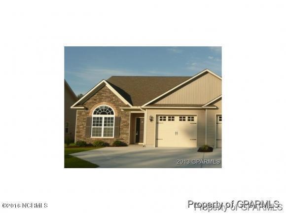 3516 Ellsworth Drive A, Greenville, NC 27834 (MLS #100025984) :: Century 21 Sweyer & Associates