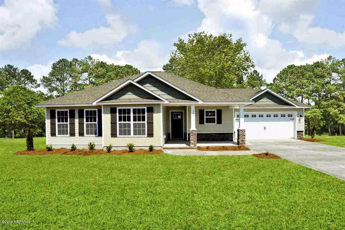 310 Bubbling Brook Lane, Jacksonville, NC 28546 (MLS #100026038) :: Century 21 Sweyer & Associates