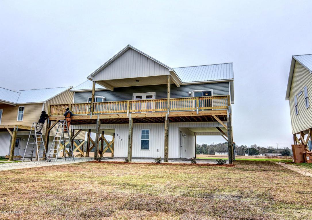 112 Shell Rock Lane, Hubert, NC 28539 (MLS #100026039) :: Century 21 Sweyer & Associates