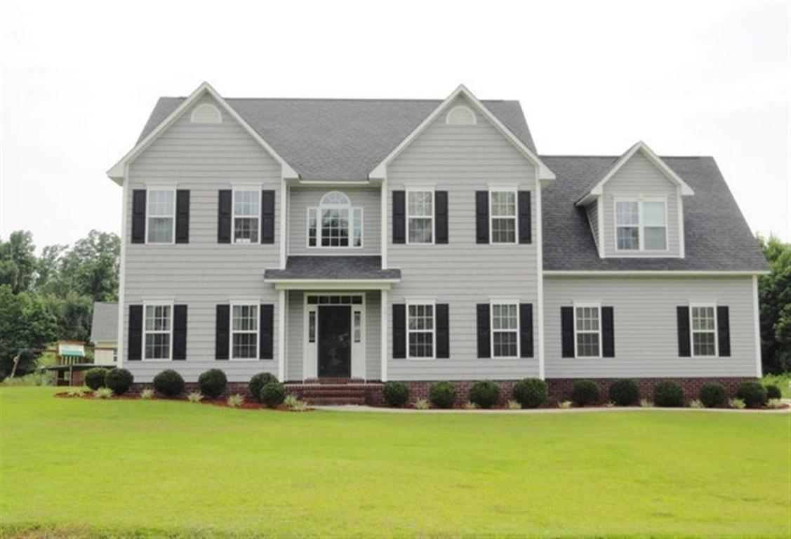 101 Cherrybark Drive, Jacksonville, NC 28540 (MLS #100026072) :: Century 21 Sweyer & Associates
