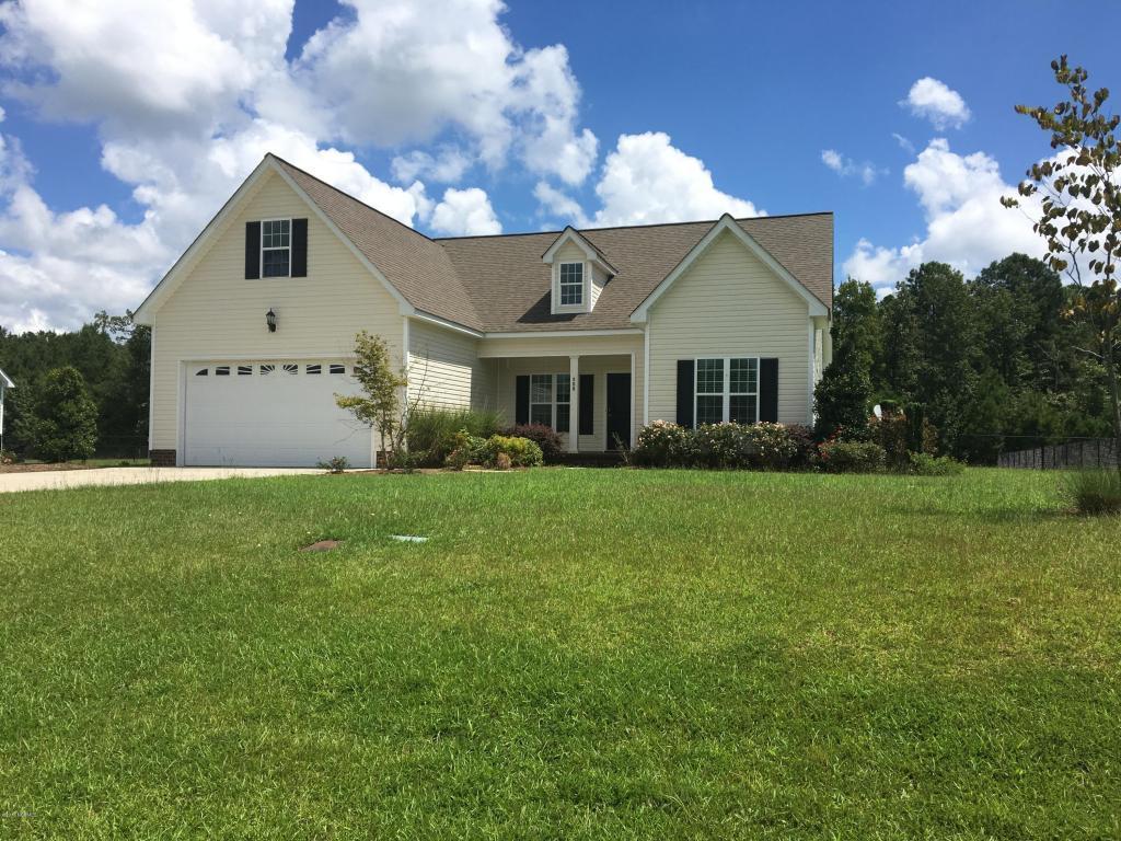 589 Cottonport Drive, Grimesland, NC 27837 (MLS #100026075) :: Century 21 Sweyer & Associates