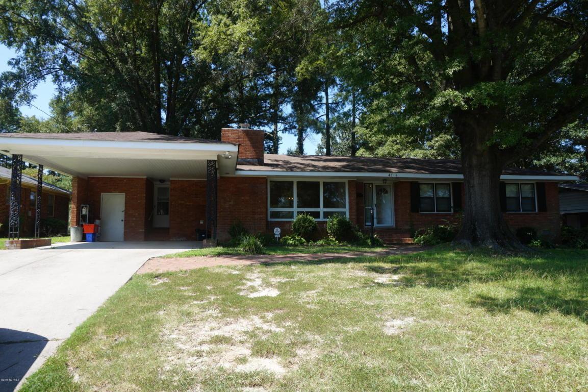 4716 Ward Boulevard, Wilson, NC 27893 (MLS #100026100) :: Century 21 Sweyer & Associates