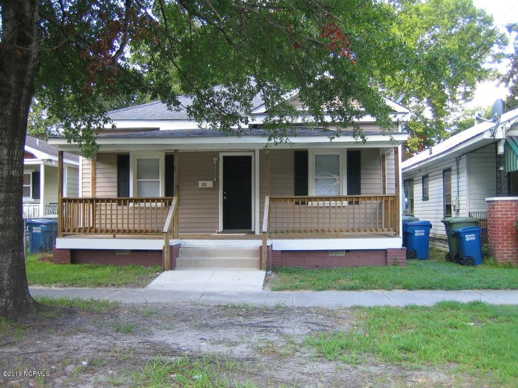 220 S 13th Street, Wilmington, NC 28401 (MLS #100026120) :: Century 21 Sweyer & Associates