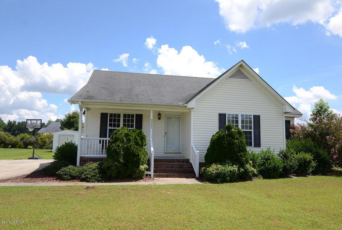 4847 Frank Price Church Road, Wilson, NC 27893 (MLS #100026145) :: Century 21 Sweyer & Associates