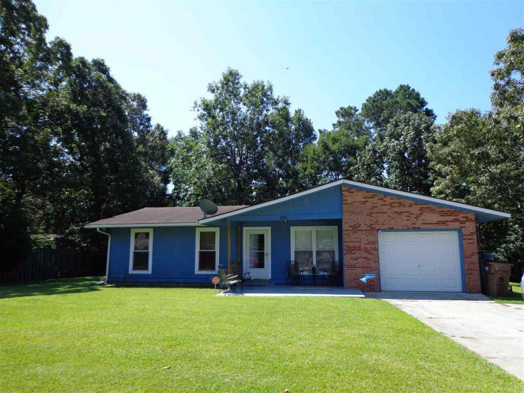 303 Walnut Creek Drive, Jacksonville, NC 28546 (MLS #100026182) :: Century 21 Sweyer & Associates