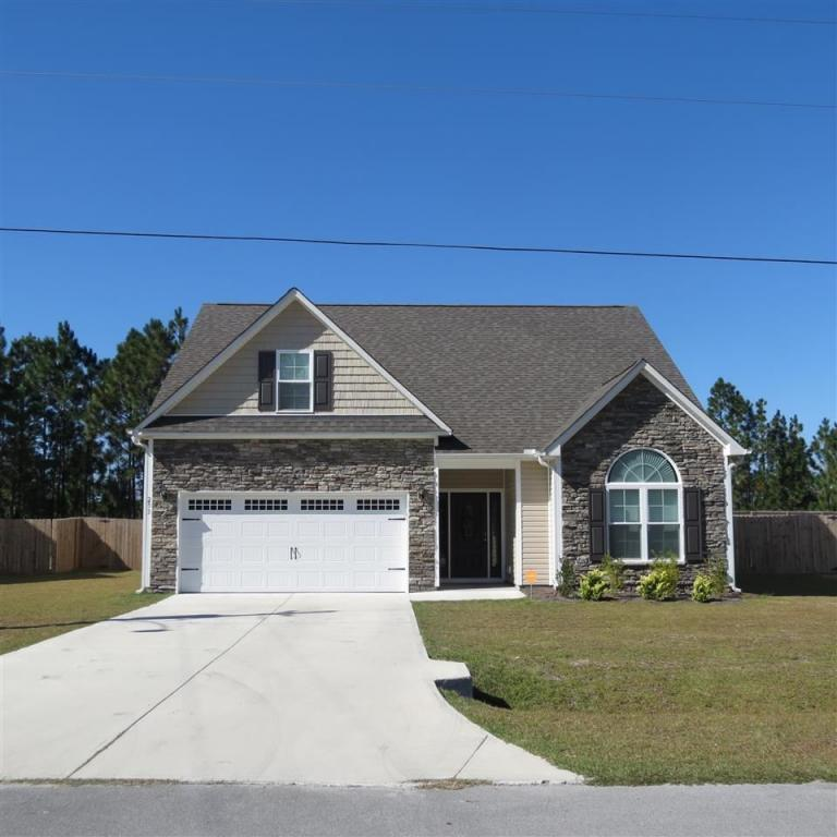 253 E Ivybridge Drive, Hubert, NC 28539 (MLS #100026231) :: Century 21 Sweyer & Associates