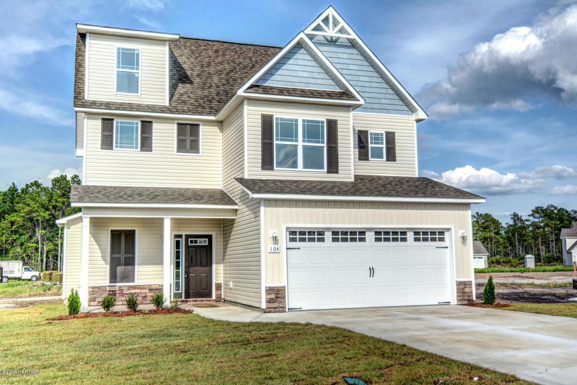 315 Emma Court, Jacksonville, NC 28540 (MLS #100026245) :: Century 21 Sweyer & Associates