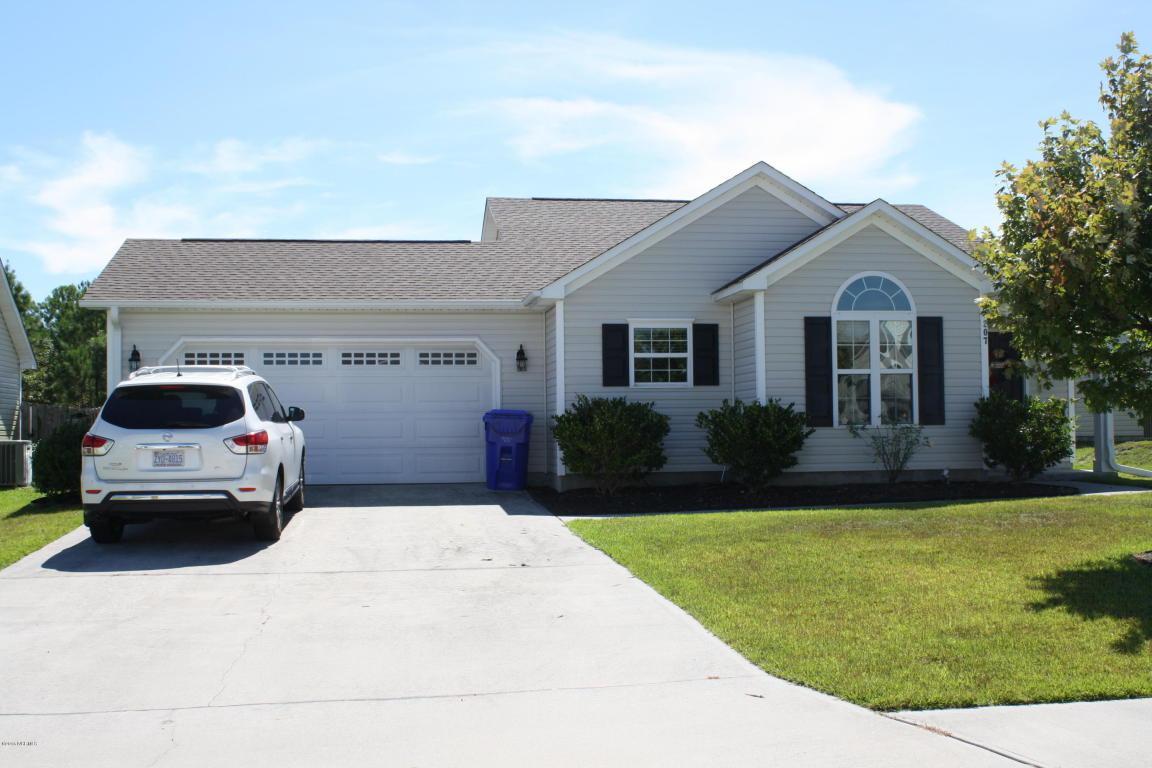 207 Belvedere Drive, Holly Ridge, NC 28445 (MLS #100026296) :: Century 21 Sweyer & Associates