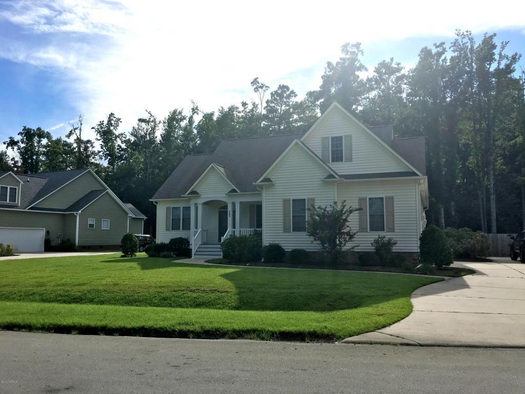 105 Westerly Road, New Bern, NC 28560 (MLS #100026324) :: Century 21 Sweyer & Associates