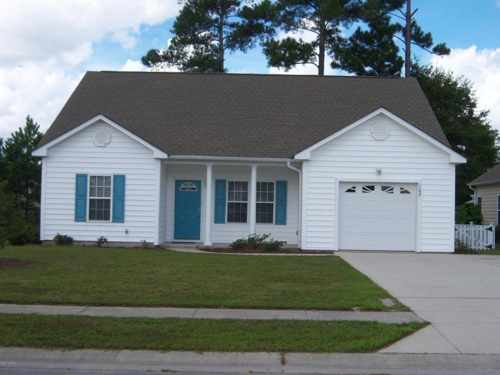 107 N Palm Drive, Winnabow, NC 28479 (MLS #100026375) :: Century 21 Sweyer & Associates
