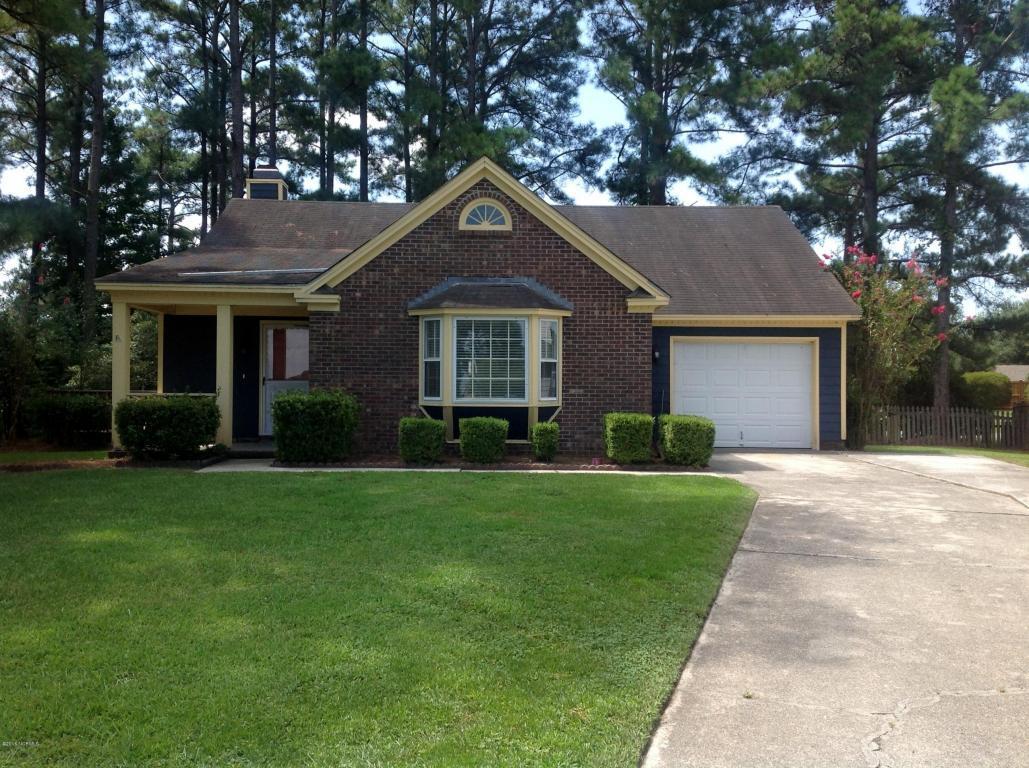 2943 New Town Drive, Wilmington, NC 28405 (MLS #100026501) :: Century 21 Sweyer & Associates