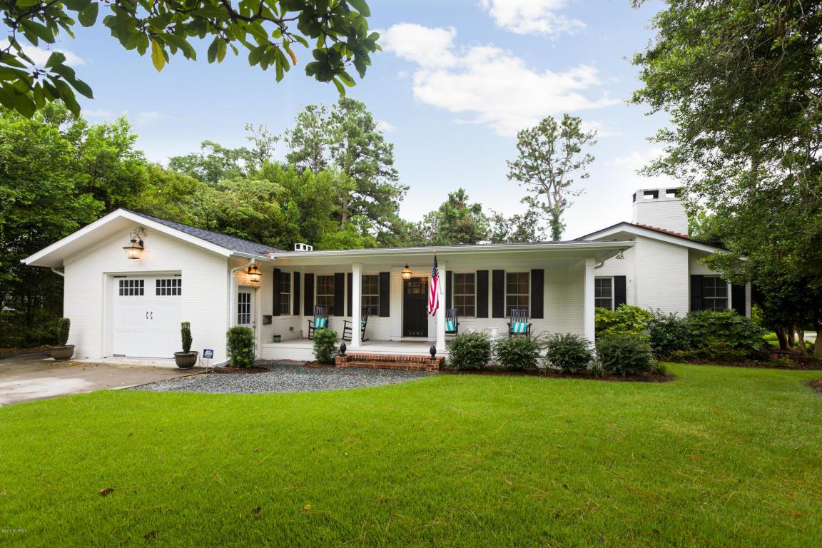 2402 Churchill Drive, Wilmington, NC 28403 (MLS #100026530) :: Century 21 Sweyer & Associates