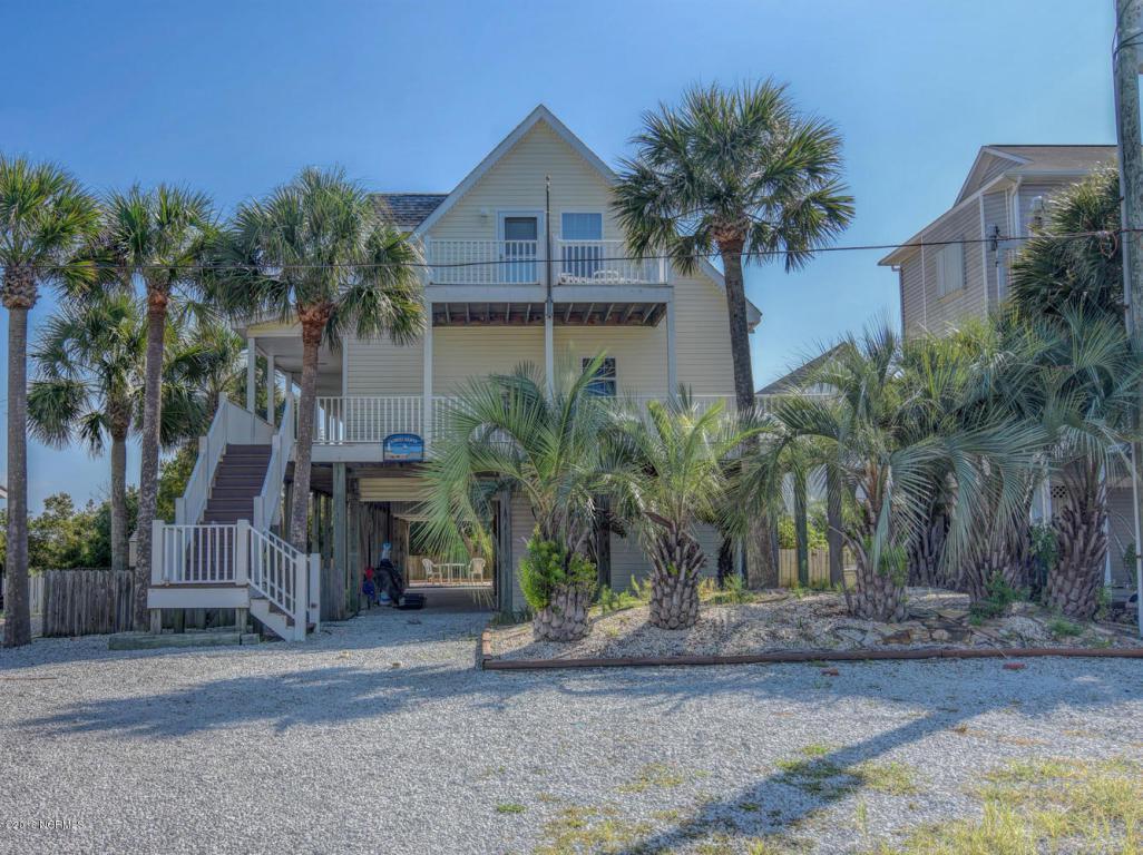 4714 23rd Avenue, North Topsail Beach, NC 28460 (MLS #100026558) :: Century 21 Sweyer & Associates