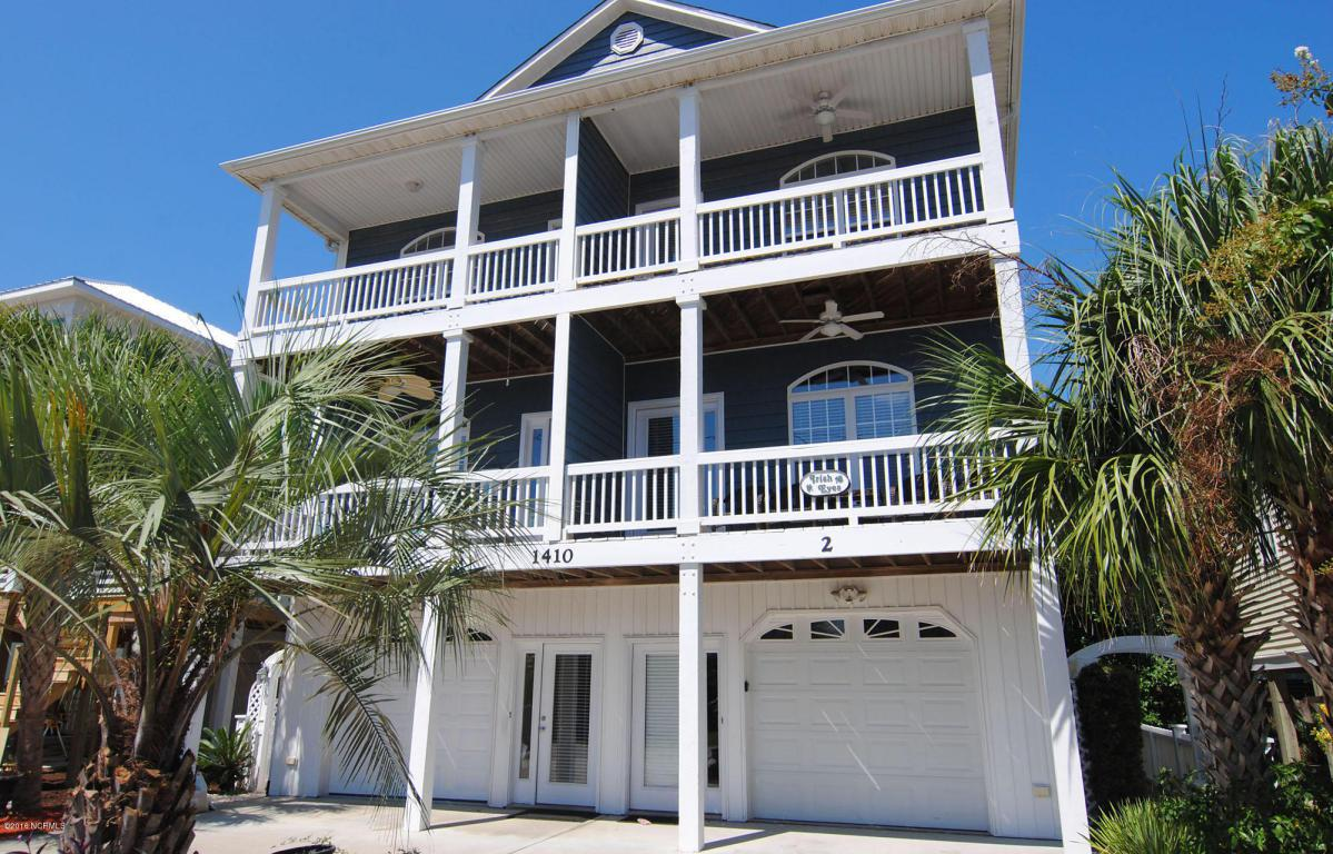 1410 Snapper Lane #2, Carolina Beach, NC 28428 (MLS #100026586) :: Century 21 Sweyer & Associates