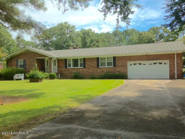 213 Lawson Road, Washington, NC 27889 (MLS #100026631) :: Century 21 Sweyer & Associates
