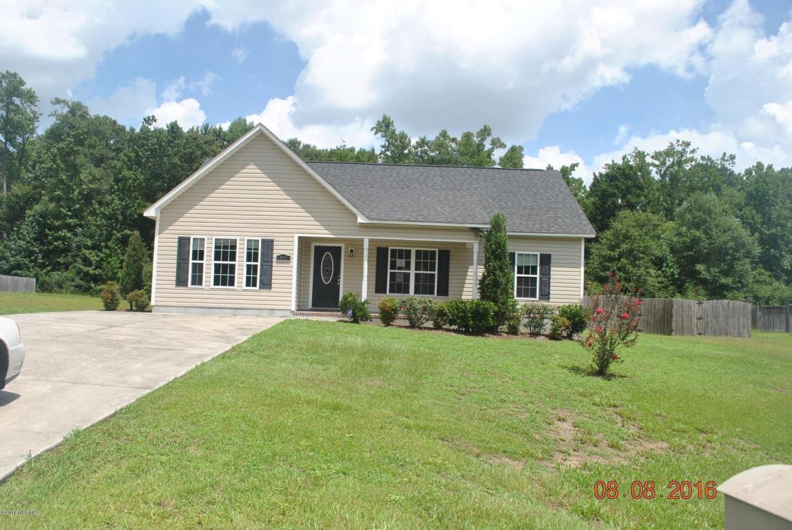 107 Worvin Lane, Richlands, NC 28574 (MLS #100026669) :: Century 21 Sweyer & Associates
