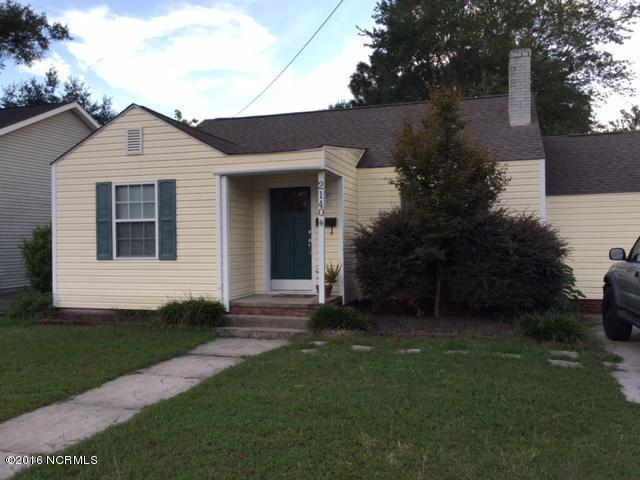 2140 Adams Street, Wilmington, NC 28401 (MLS #100026731) :: David Cummings Real Estate Team