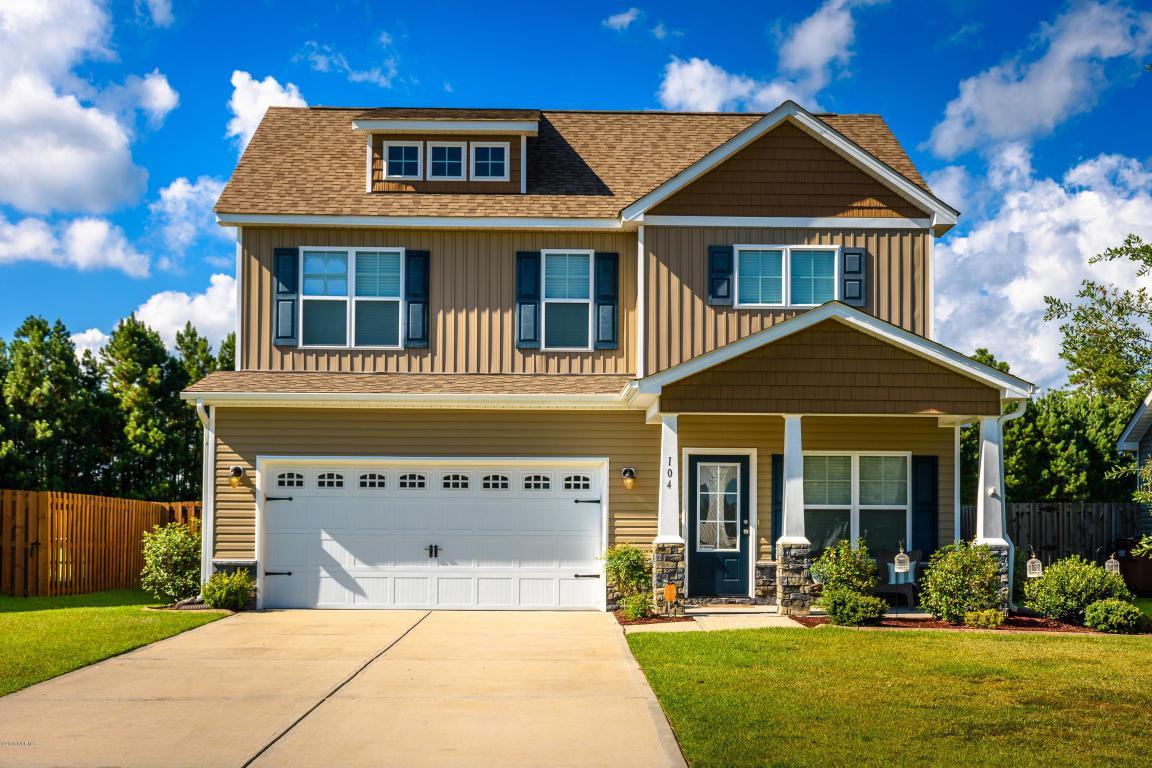 104 Saw Grass Drive, Maple Hill, NC 28454 (MLS #100026756) :: Century 21 Sweyer & Associates