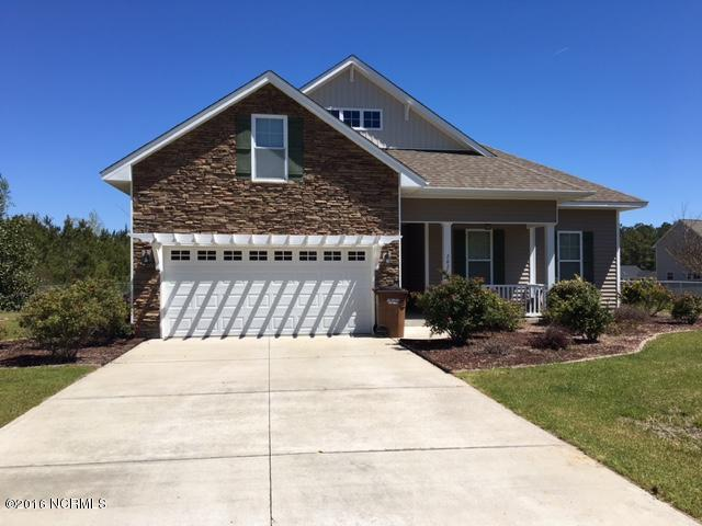 202 Blue Creek Farms Drive, Jacksonville, NC 28540 (MLS #100026790) :: Century 21 Sweyer & Associates