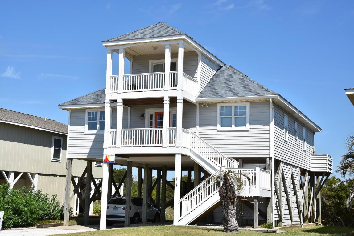 998 Ocean Boulevard W, Holden Beach, NC 28462 (MLS #100026796) :: Century 21 Sweyer & Associates