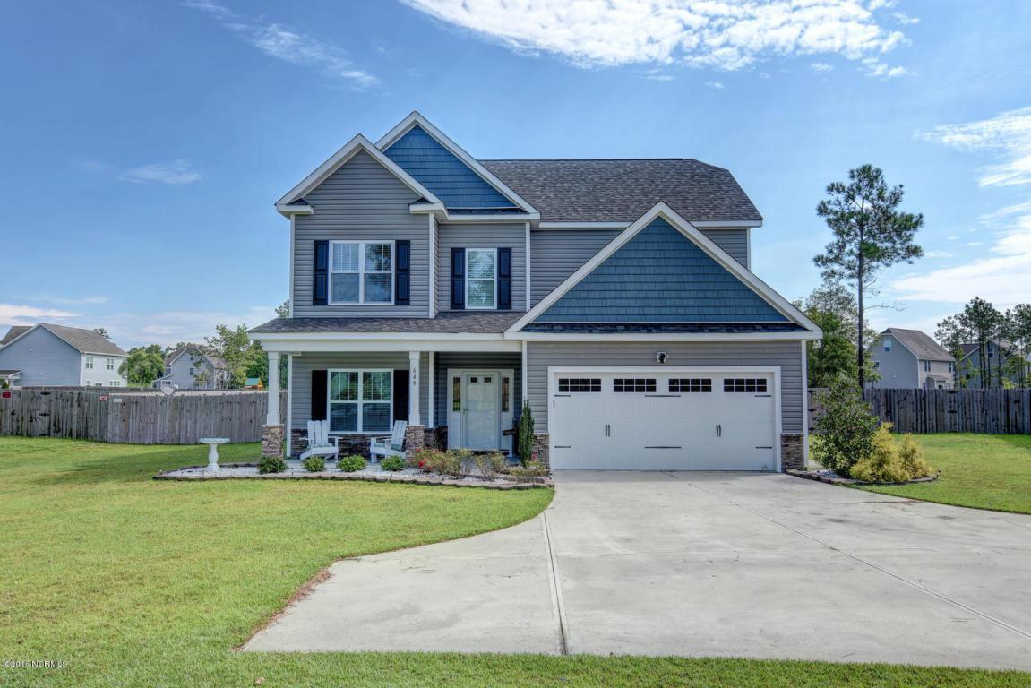 649 Morris Landing Road, Holly Ridge, NC 28445 (MLS #100026926) :: Century 21 Sweyer & Associates