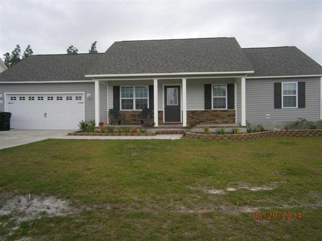 148 Rosemary Avenue, Hubert, NC 28539 (MLS #100026931) :: Century 21 Sweyer & Associates