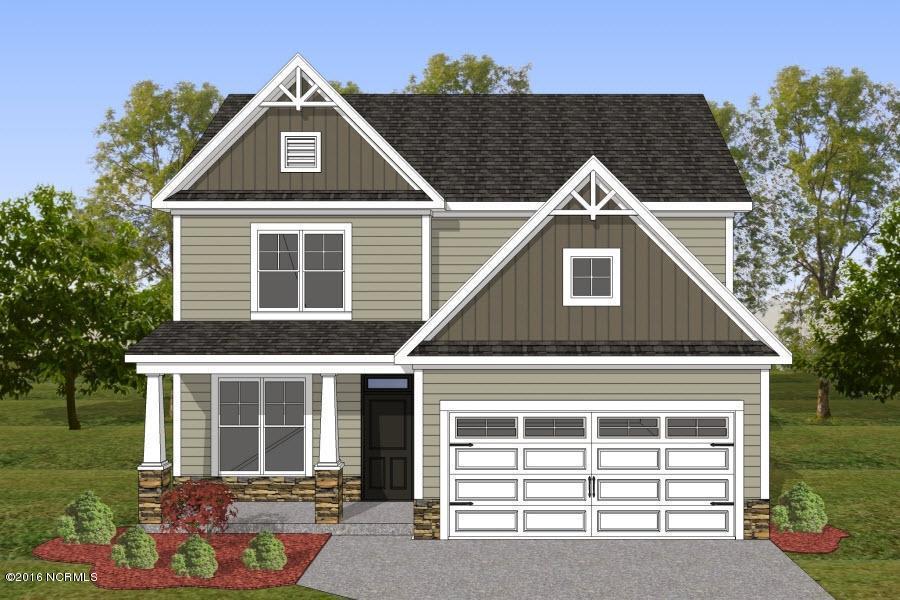 1036 Adams Landing Drive, Wilmington, NC 28412 (MLS #100027042) :: Century 21 Sweyer & Associates