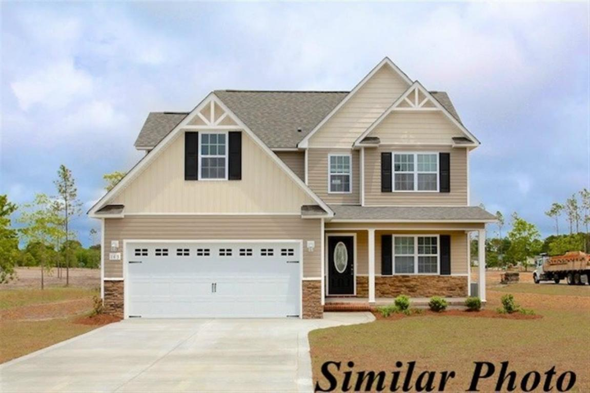 310 Emma Court Lot #42, Jacksonville, NC 28540 (MLS #100027053) :: Century 21 Sweyer & Associates