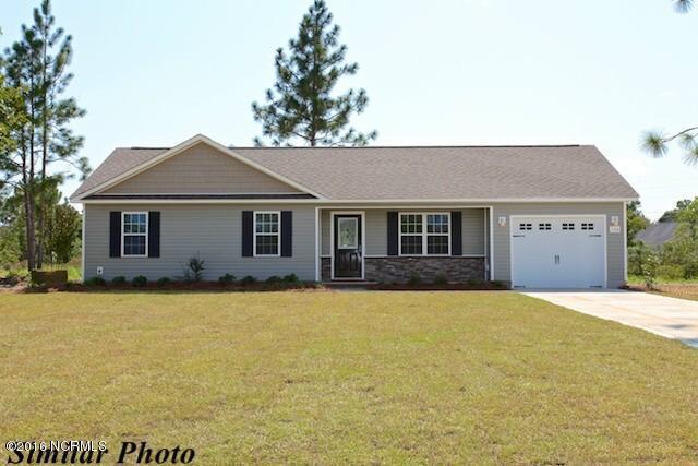 315 Murphy Drive Lot#110, Jacksonville, NC 28540 (MLS #100027059) :: Century 21 Sweyer & Associates