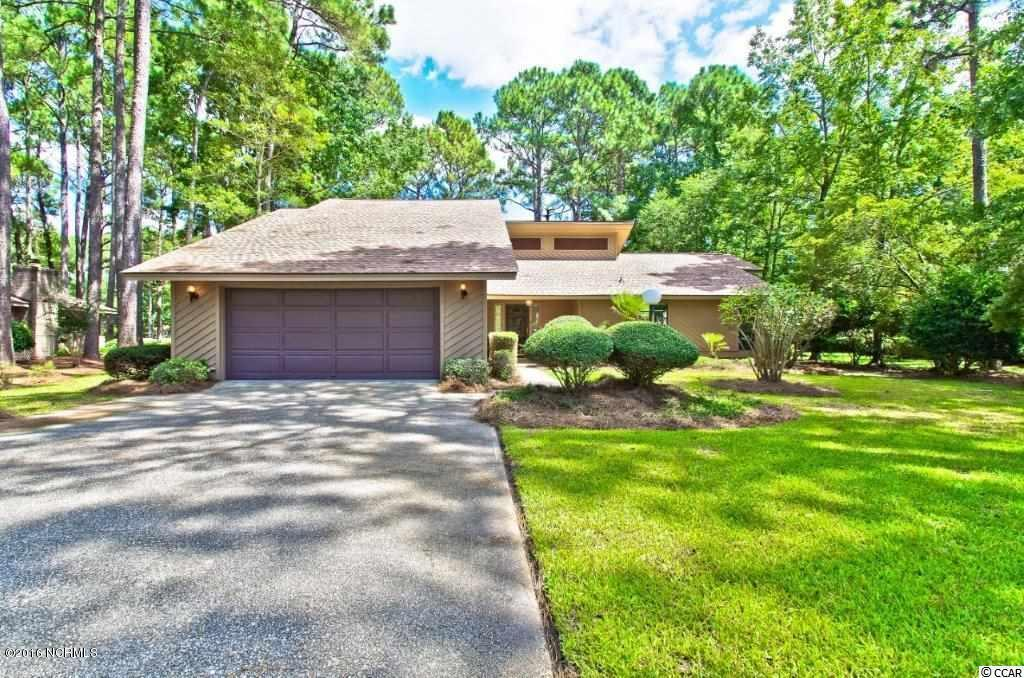 16 Carolina Shores Parkway, Carolina Shores, NC 28467 (MLS #100027090) :: Century 21 Sweyer & Associates