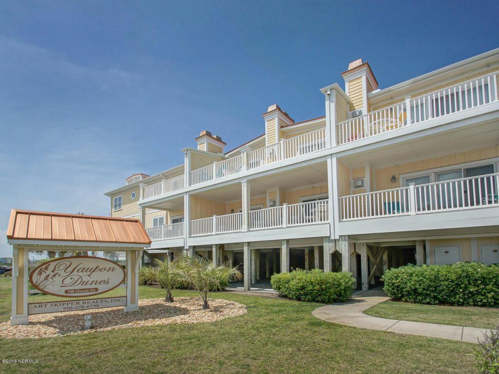 700 Ocean Drive #211, Oak Island, NC 28465 (MLS #100027100) :: Century 21 Sweyer & Associates